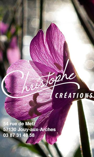 Christophe Création 360x600